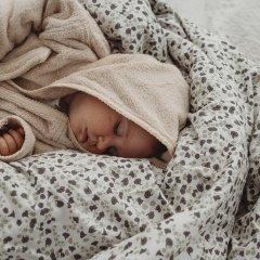 Garbo&Friends Imperial Cress Filled Blanket ガルボアンドフレンズ 中綿入りブランケット(インペリアルクレス)
