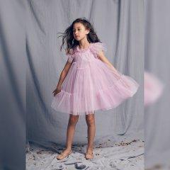 LOVE by Nellystella Antoinette Dress Wisteria ラブバイネリーステラ アントワネットドレス(ウィステリア)