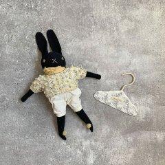 Louisemisha [ルイーズミーシャ] Hangers Baby  レースハンガー(ベビーサイズ)