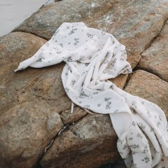Garbo&Friends Bath Sheet Clover ガルボアンドフレンズ バスシート(クローバー)