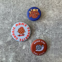 tinycottons WORLDTOUR PINS multicolor タイニーコットンズ ワールドツアー ピンズ(マルチ)