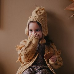 【SALE20%OFF】Louise Misha Baby Beanie Lauria Spicy ルイーズミーシャ ビーニーキャップ(スパイシー)