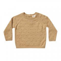 Quincy Mae Bailey Knit Sweater honey クインシー メイ コンベックスニットセーター(ハニー)