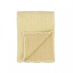 the little BARiNE Cotton Baby Blancket ザ リトル バリーネ コットンベビーブランケット(イエロー)
