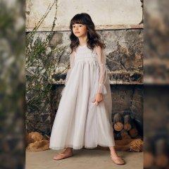 LOVE by Nellystella Isabella Dress Dove Grey ラブバイネリーステラ イザベラドレス(ドーブグレー)