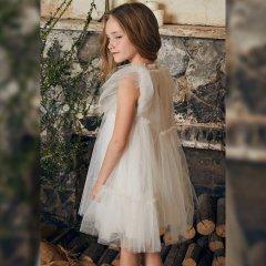 LOVE by Nellystella Antoinette Dress Bright White ラブバイネリーステラ アントワネットドレス(ブライトホワイト)