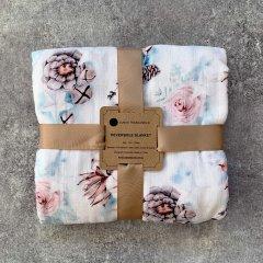 LUNA'S TREASURES ASPEN muslin cot blanket ルナズ トレジャーズ モスリンコットブランケット(アスペン)