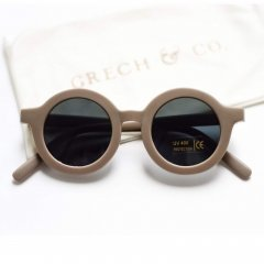 Grech & Co.  Sustainable Children's Eyewear stone グレッチアンドコー サスティナブル チルドレンズ アイウェア(ストーン)