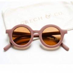 Grech & Co.  Sustainable Children's Eyewear burlwood グレッチアンドコー サスティナブル チルドレンズ アイウェア(バールウッド)