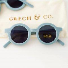 Grech & Co.  Sustainable Children's Eyewear light blue グレッチアンドコー サスティナブル チルドレンズ アイウェア(ライトブルー)