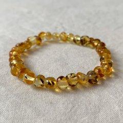Nirrimis Women  bracelet Faye ニリミス 大人アンバーブレスレット(フェイ)