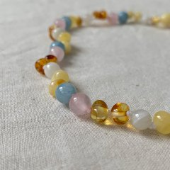 Nirrimis Kids Necklace Lily ニリミス キッズアンバーネックレス(リリー)