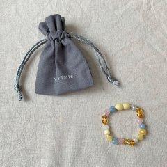 Nirrimis Kids Bracelet Lily ニリミス キッズアンバーブレスレット(リリー)