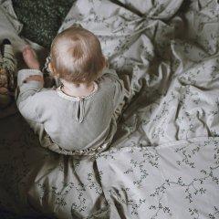 Garbo&Friends Botany Filled Blanket ガルボアンドフレンズ 中綿入りブランケット(ボタニー)