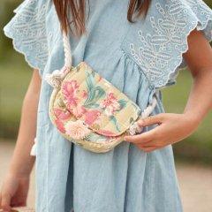 Louise Misha Bag Poppy Soft Honey Parrots ルイーズミーシャ ポシェット(ソフトハニーパロット)