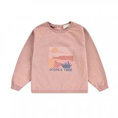 Louise Misha Sweatshirt Afalo Dusty Pink ルイーズミーシャ 長袖スウェット(ダスティピンク)