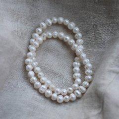 Nirrimis Adult Bracelet Pearly White ニリミス アダルトブレスレット(パーリーホワイト)