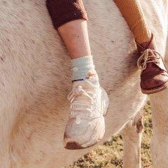 Louise Misha Baby Socks Chiti Sauge ルイーズミーシャ ソックス(セージ)