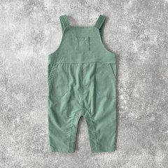 Angel Dear Hedge Green Corduroy Overalls Green エンジェル ディア コーデュロイオーバーオール(グリーン)
