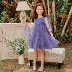 LOVE by Nellystella Baby Alice Dress (Ink)  ラブバイネリーステラ アリスドレス(インク)