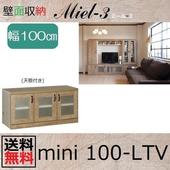 幅100cm(天板付き)mini100-LTV