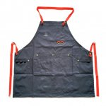 <img class='new_mark_img1' src='//img.shop-pro.jp/img/new/icons60.gif' style='border:none;display:inline;margin:0px;padding:0px;width:auto;' />LAND&B.C. Work Apron ワークエプロン スモーキーブルー