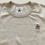 TACOMA FUJI RECORDS タコマフジレコード HOT DOG LS embroidery shirt designed by Hiroshi Iguchi
