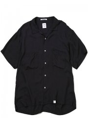 "S/S OPEN COLLAR SHIRT OW ""ROGERS"""