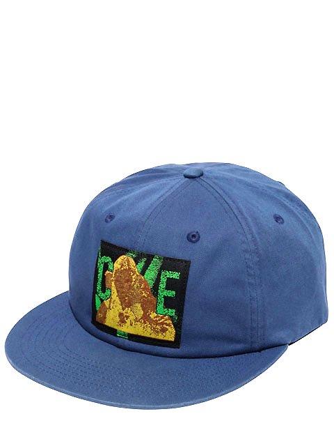 CE PATCHED LOW CAP