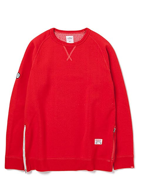 "L/S OG FREEDOM C-NECK SWEAT ""LOU"""