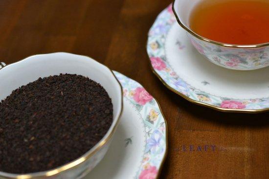 メンソール系の爽やかな香り・世界三大紅茶のウバ(リーフ・100g・アルミパック入)