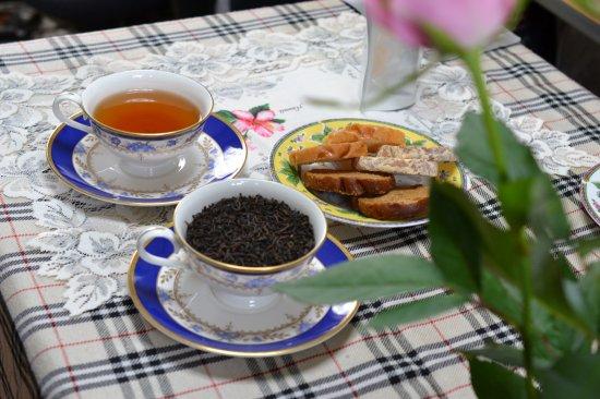 大人の女性に人気の紅茶オリエンタルブレンド(リーフ・100g・アルミパック入)
