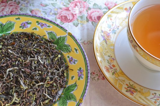 オカイティー茶園ダージリン紅茶ファーストフラッシュ