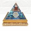 天空の華 オルゴナイトピラミッド(専用台座付)