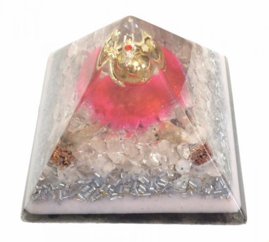 愛のピンクドラゴンピラミッド