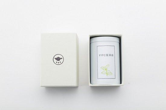 煎茶80g缶1本 化粧箱入