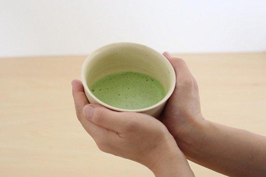 【すすむ抹茶椀】(有田焼) オリジナル茶具ブランド「すすむ屋茶具」