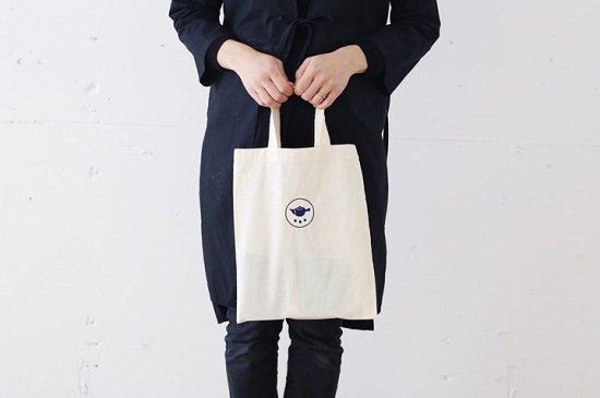 すすむ屋茶店 オリジナル手提げバッグ