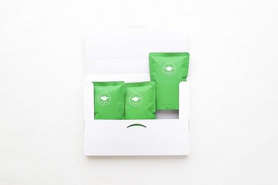 【ご自宅便】季節のお茶【煎茶あさつゆ】|「送料無料でポストにお届け」