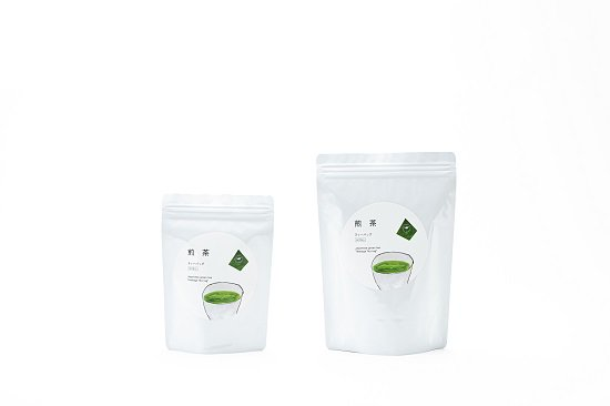 すすむ屋の煎茶 急須・水筒用タグなしティーバッグ(タグなし・鹿児島茶・緑茶)