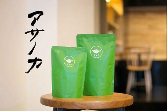【煎茶あさのか】(煎茶・鹿児島茶・品種茶)