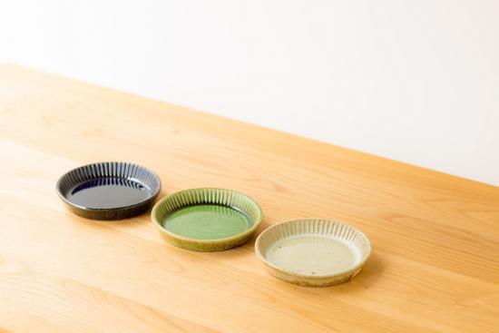 宋艸窯 パイ皿