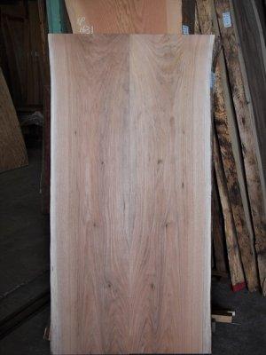 胡桃(くるみ) 二枚ハギ板  テーブル用の板材