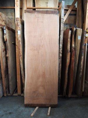 欅一枚板  テーブルサイズで重厚感。