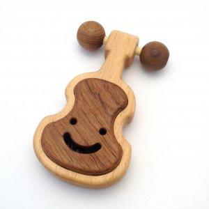 ヴァイオリンのラトル
