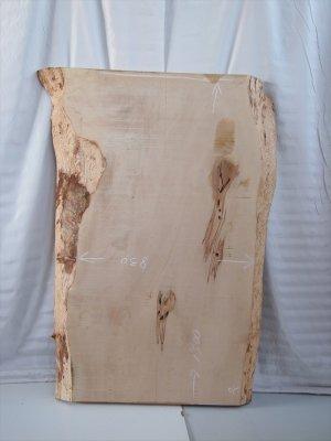 栃(トチ)テーブル用の一枚板