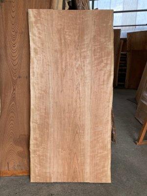 アメリカンチェリー 2枚ハギ合せ板 テーブル天板におすすめ