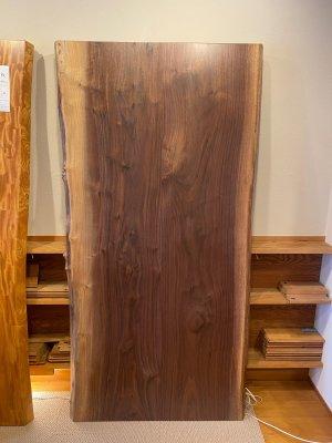 ウォールナット 二枚ハギ板 テーブル天板