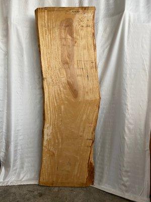 栃(トチ)一枚板!無垢テーブル 天板材 キラキラしてます!