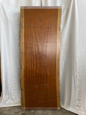 サペリ 一枚板  テーブル用の板材